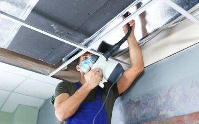 Reinigen van mechanische ventilatie