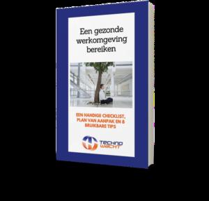 E boek over gezonde werkomgeving