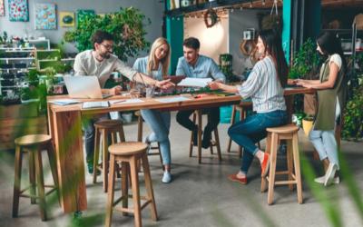 Hoe ziet het kantoor van de toekomst eruit?