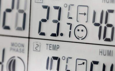 Wat is de ideale temperatuur op de werkvloer?